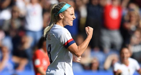 U.S. women's soccer team fighting battles on and off the field