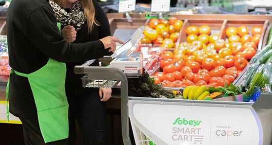 Artificial intelligence is reshaping food retailing