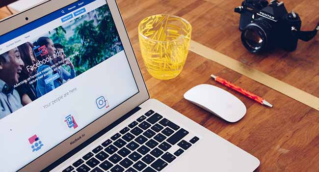 Putting your business face on Facebook can pay off