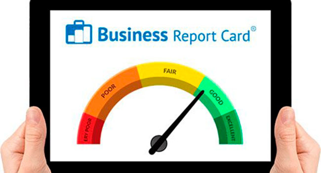 Why a monthly report card is essential for business