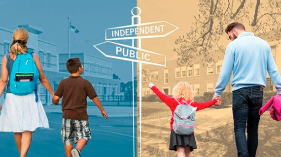 School choice key to improving education
