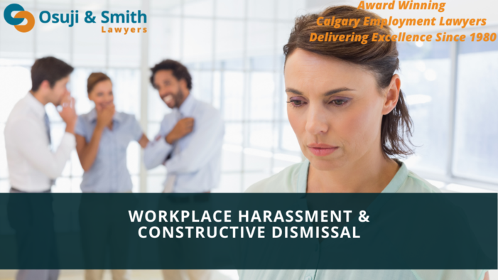 What Is Constructive Dismissal? Employment Lawyer In Calgary Explains