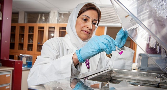 Nanomedicine used to provide better outcomes during chemotherapy