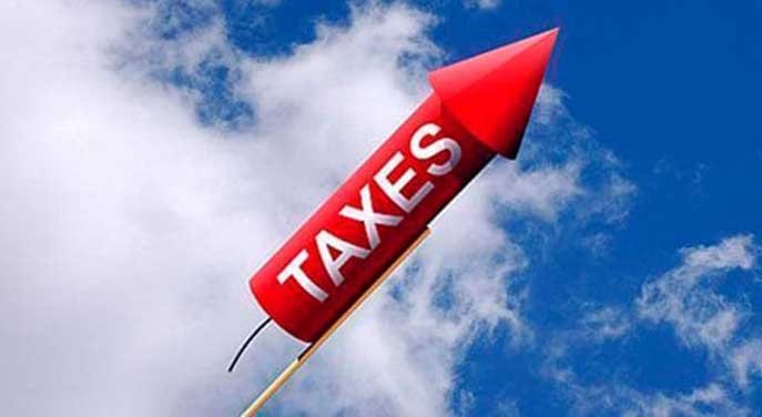 Higher taxes won't solve our crippling fiscal problems