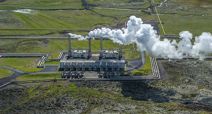 Geothermal energy could be generated from captured CO2, study shows