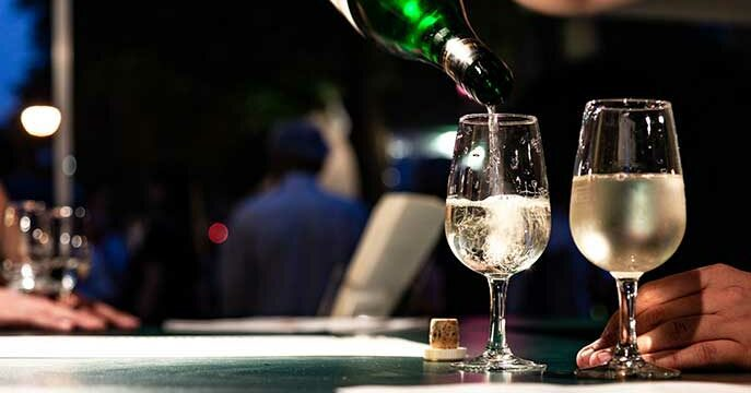 Pour a Riesling and travel vicariously to Germany's Weinfeste