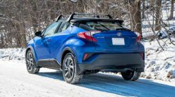 2021 Toyota C-HR passes (almost) every test