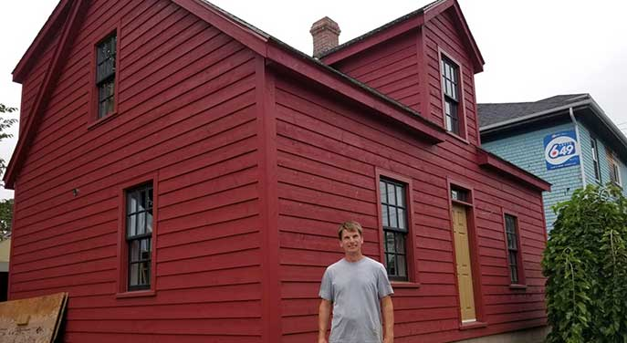 Charlottetown's heritage homes have a champion